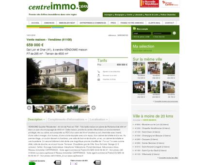Comparateur de services de construction de maison du loir for Constructeur maison individuelle 41100
